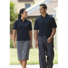 Dri Gear Mens Active Polo