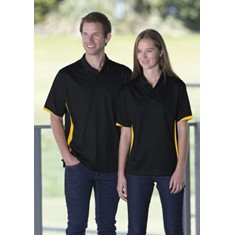 DRI GEAR ZONE POLO WOMENS
