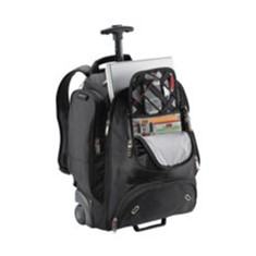 ELLEVEN WHEELED SECURITY-FRIENDLY COMPU BACKPACK