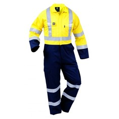 Arcguard FR Domed Day Night Cotton Overall