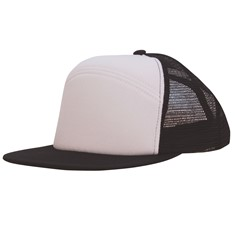 Foam Front A Frame Cap with Mesh Back