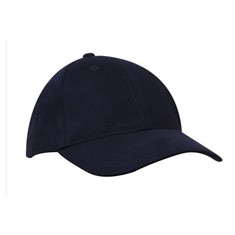 Brushed Heavy Cotton Unstructured Cap