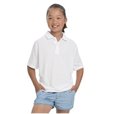Kids Unisex Light Polo