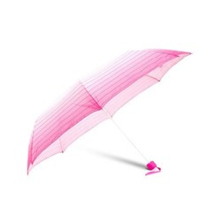 Ladies Coloured Folding Umbrella