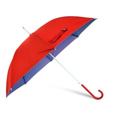 Ladies Red Windproof Umbrella