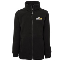 Plain Micro Fleece Jacket - Men's