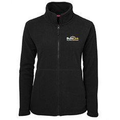Plain Micro Fleece Jacket - Ladies