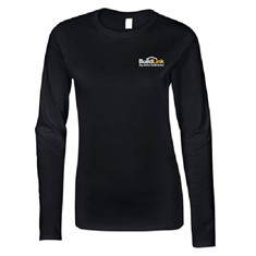 Ladies Fitted Long Sleeve Tee