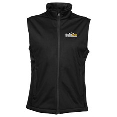Soft Shell Vest - Ladies