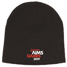 Anchor AIMS Games Rolled Down Acrylic Beanie