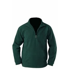 Microfleece Half Zip Top - Youth