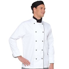 JB's Unisex Chef's Jacket Long Sleeved