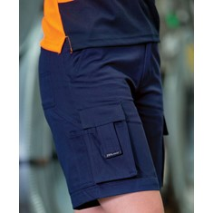 Ladies Multi Pocket Short