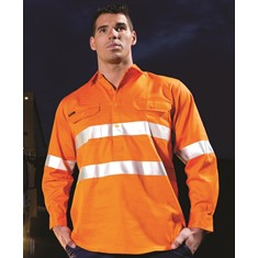 Hi Vis Day/Night Long Sleeved Shirt