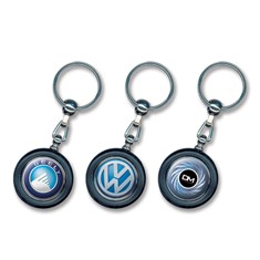 Wheel Key Ring
