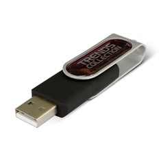 Helix USB 4GB Flash Drive