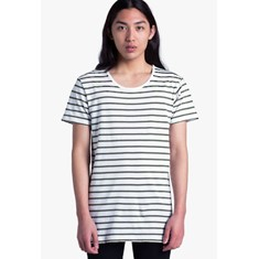 Wire Striped Tee