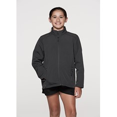 KIDS SELWYN SOFTSHELL JACKET