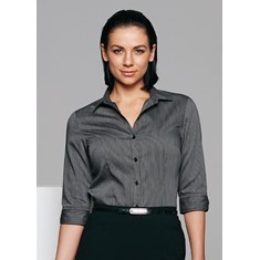 LADY HENLEY 3/4 SLEEVED SHIRT