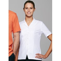 LADY SPRINGFIELD SHORT SLEEVED SHIRT