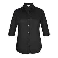 LADY KINGSWOOD 3/4 SLEEVE SHIRT