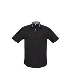 Bondi Mens Short Sleeved Shirt