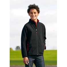 Kids Geneva Softshell Jacket