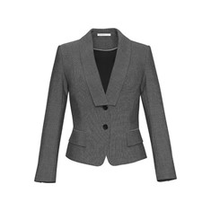 Ladies Cropped Jacket