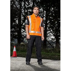 TTMC-W Fleece Lined Vest