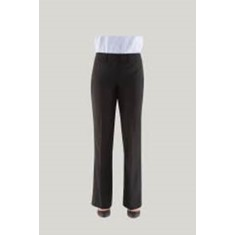 Ladies Relaxed Fit Pant - Straight Leg Cool Stretch