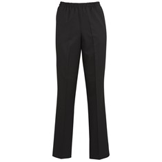 Easy Fit Waist Pant - Straight Leg