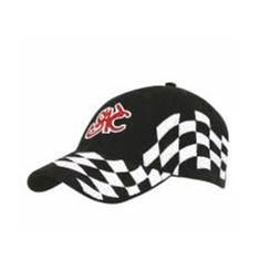 Chequered Racing Cap