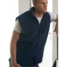 Lined Polar Fleece Vest