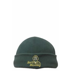 Jims Mowing Micro Fleece Beanie