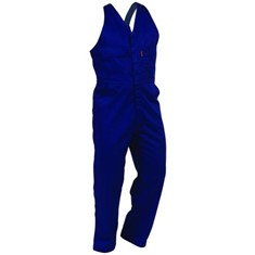 Easy Action Zip Polycotton Overalls