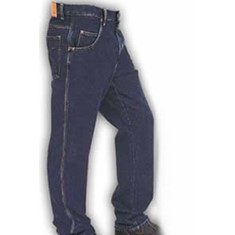 Logger Cotton Navy Denim Jean