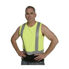 Hi Vis Microfibre Day/Night Singlet