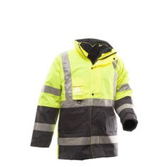 Hi Viz Storm Smart 5 in 1 Combo Jacket