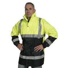 Jacket PVC Coated - Mesh Lined