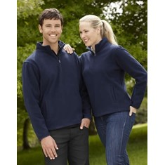 Mens Trinity 1/2 Zip Jacket