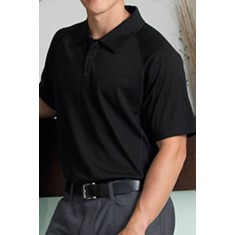 MERINO SHORT SLEEVE POLO - MENS