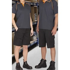 Mens Detroit Cargo Shorts - Stout
