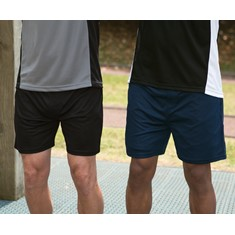 Adults Unisex Quickdry Shorts