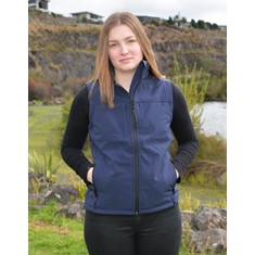 Ladies' Classic Soft Shell Vest