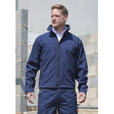 Classic Softshell Jacket-Men's