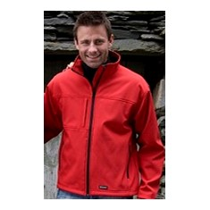 Classic Softshell Jacket Mens