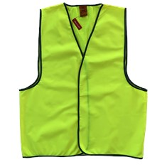 Youth Hi Visibility Safety Vest – Day Wear Only