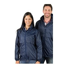 Adult Unisex Lightweight Jacket