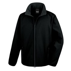 Result – Mens Printable Soft Shell Jacket