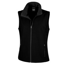 Ladies Softshell Vest